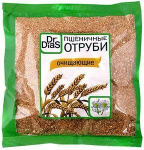 Отруби пшеничные очищающие 200г