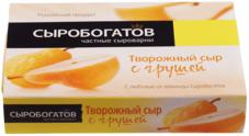 Сыр творожный с грушей 55% жир., 140г