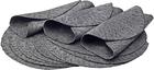 Лепешки Тортилья черные 12шт