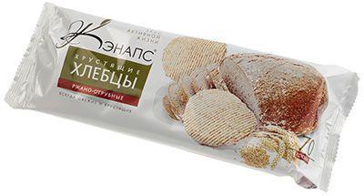 Хлебцы хрустящие ржано-отрубные 70г