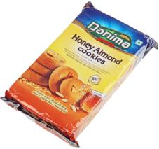 Печенье индийское медовое с миндалем 400г