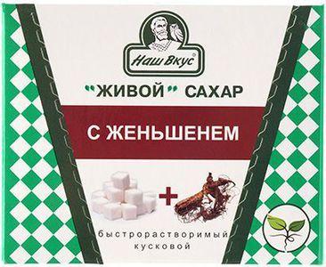 Живой сахар с женьшенем 330г