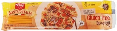 Спагетти без глютена 250г