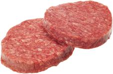 Котлета для гамбургера говяжья ~310г