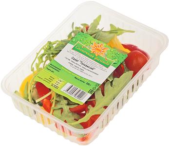 Салат из овощей Тосканский 250г