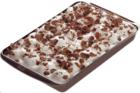 Торт бисквитный Профитроль белый 1,1кг
