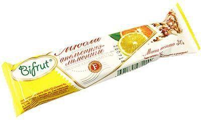 Мюсли Апельсин-лимон 30г