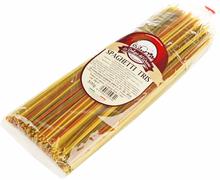 Спагетти цветные Delizie del Grano 500г