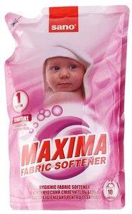 Ополаскиватель для белья Maxima Sensitiv 1л