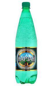 Вода Нарзан 1л