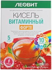 Кисель Витаминный Форте 5*20г