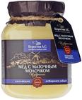 Мед с маточным молочком 500г