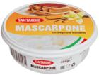 Сыр Маскарпоне ванильный 80% жир., 250г