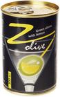 Оливки фаршированные лимоном 280г