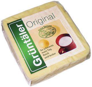 Сыр Грюнталер сливочный ~ 350г