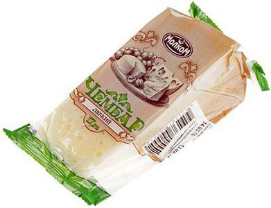 Сыр Чембар легкий 17,5% жир., 240г
