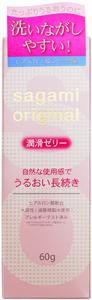 Гель-смазка Sagami Original 60г
