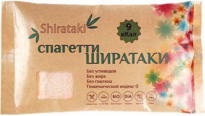 Спагетти Ширатаки 340г