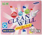 Стиральный порошок универсальный Clean Well 1,1кг