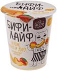 Бифилайф Персик-Манго-Дыня 2,5% жир., 350г