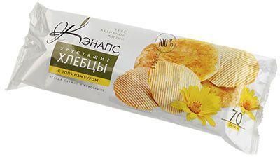Хлебцы хрустящие с топинамбуром 70г