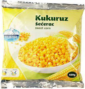 Кукуруза сладкая в зернах 450г