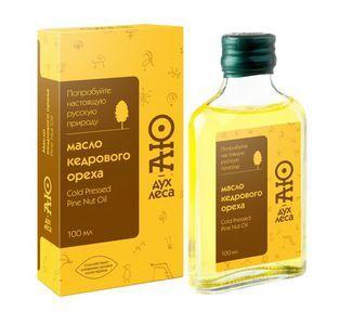 Кедровое масло 100%