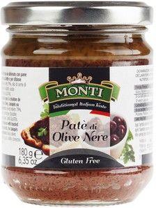 Крем-паста из маслин 180г