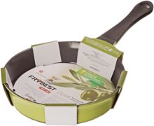 Сковорода литая с керамическим покрытием 24см