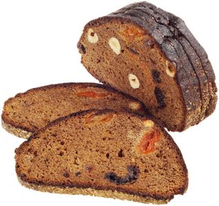 Хлеб заварной с орехами и сухофруктами Земгальский 240г