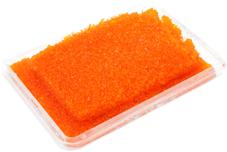 Икра летучей рыбы Тобико оранжевая 125г