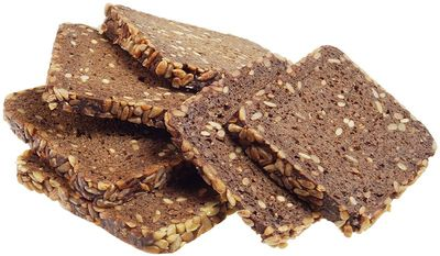 Хлеб цельнозерновой из смеси ржаной и пшеничной муки 300г
