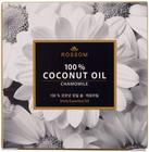 Мыло из масла кокоса с экстрактом ромашки 100г