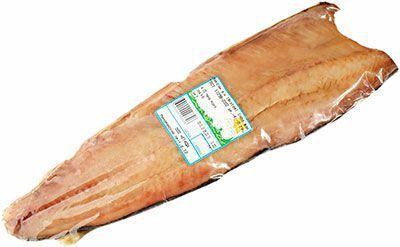 Муксун филе холодного копчения ~ 250г