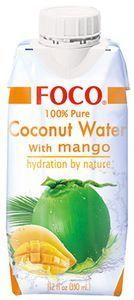 Кокосовая вода со вкусом манго 330мл