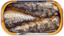 Сардины в растительном масле с перцем 125г