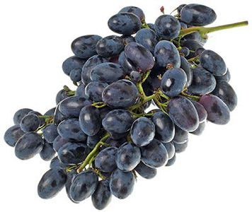 Виноград черный ~500г