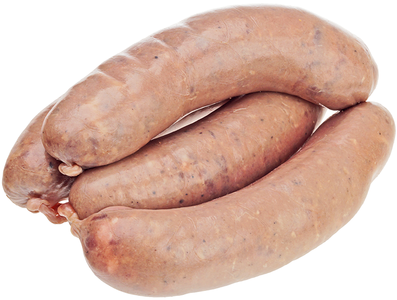 Колбаски для жарки из мяса оленя 400г