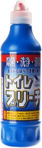 Чистящее средство для туалета антибактериальное 500мл