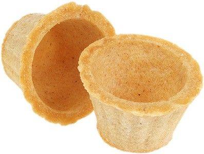 Тарталетки для икры песочные