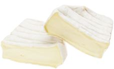 Сыр Камамбер с белой плесенью 53% жир., ~150г