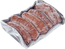 Колбаски Домашние из лося 500г