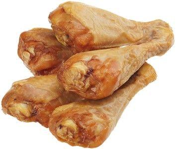 Голень куриная копчено-вареная ~350г