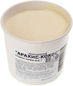 Мороженое Арахис-Кокос 130мл