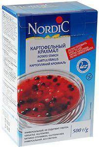 Крахмал картофельный Nordic 500г