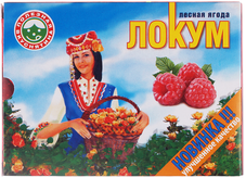 Лукум Лесная ягода 160г