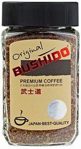 Кофе Бушидо Ориджинал 100г