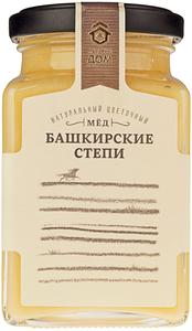 Мед цветочный Башкирские степи 320г