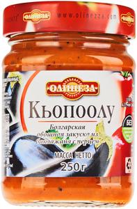 Закуска овощная Кьопоолу 250г