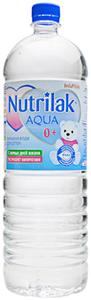 Вода детская питьевая Нутрилак Аква 1,5л